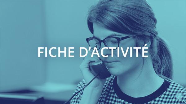 Document : Protocole téléphonique 2 – Activité