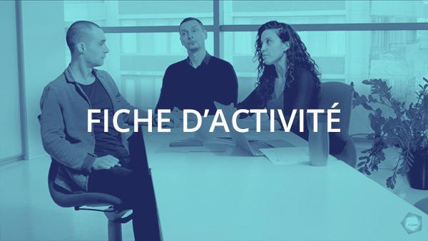 Document : Conversation d'affaires 1 – Activité