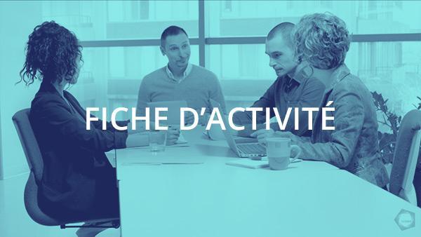 Document : Conversation d'affaires 2 – Activité